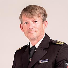 Polizeipräsident Mörke