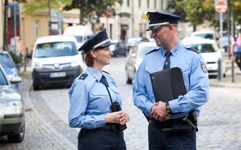 Landespolizei Brandenburg