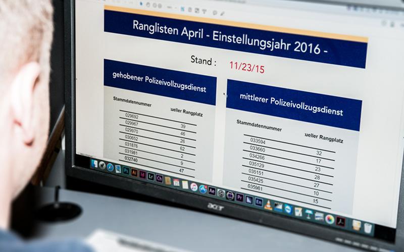 Polizei Brandenburg Karriere Mein Weg Meine Zukunft Meine Karriere